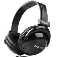 Salar声籁EM500时尚音乐耳机头戴包耳试带麦克风可折叠款工厂批发