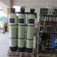 华兰达厂家生产反渗透超纯水设备 混床高纯水制取设备 EDI反渗透设备