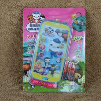 新款手机早教机学习机儿童益智玩具触屏音乐手机卡通手机爆款