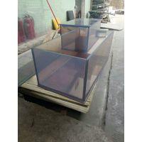 批发透明PVC硬板片材阻燃PVC板厂家透明塑料板硬板加工