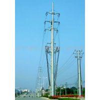 临沧 10kv电力钢管塔 35kv电力钢管杆