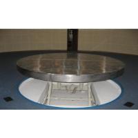原厂定制剪叉式360度旋转展示台 设计+生产+运输+售后服务一条龙 配件齐全