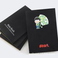 阿松先生 笔记本 牛皮纸 记事本 动漫周边 创意 定制LOGO