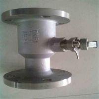汕头市阀门供应 QJ41M-25C DN40 铸钢高温球阀 可耐温度350度