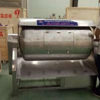 诸城神州鸭肠清洗机 采用滚筒清洗机的原理 省工省时