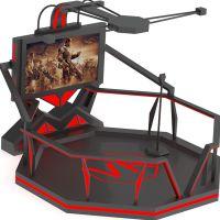 拓普互动供应 VR魔漫空间 500款VR游戏内容 vr体感游戏机设备TOPOW