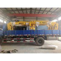 3吨吊锚机2.5米3节 /外置油缸伸缩/360度全回转/三石机械供应