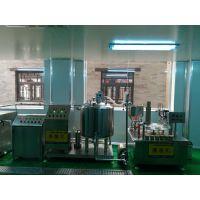 巴氏奶生产线_小型乳品生产线_全自动牛奶加工设备