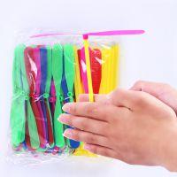 创意竹蜻蜓100支小玩意飞天儿童玩具批发幼儿园礼物义乌地摊货
