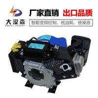 电动车增程器有用吗重庆大漠森新能源增程器发电机27级纯铜电机智能变频