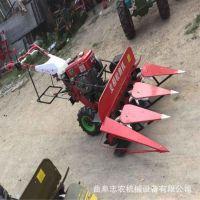 志农麦草小型收割机 玉米秆割晒机 水稻割晒机厂家 批发割台