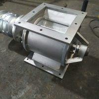 铸铁星型卸料器/卸灰阀/标准星型卸灰阀专业厂家洪捷