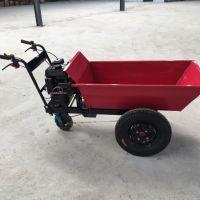 山东奔力机械 汽油带动独轮车 山地消防用灰斗车
