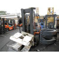 供应优质二手杭州3吨废料夹定制各类叉车属具
