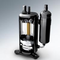 原装乐金/LG转子式空调压缩机 QA075C 效率高 化工业 工业冷却