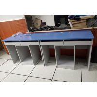 滁州多媒体教室电脑桌定做 美冠