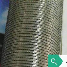 宝钛路无缝翅片管 纯钛管材质 耐腐蚀性能良好