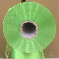 甪直厂家供应纸箱专用绿色捆扎绳包装绳 台湾技术全自动结束带颜色均可定制