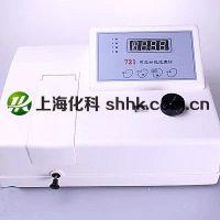 721可见分光光度计,721-100型可见光分光仪