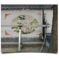 彩绘机厂家_3D墙体彩绘机_机器也能作画_智能高效