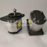 原装进口Rexroth齿轮泵0510725352 AZPN-11-020RCB20MB