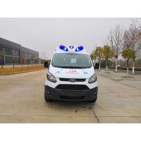 福特新全顺V362国V中顶监护型救护车配置