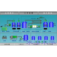 青岛水清木华污水处理成套设备 污水处理案例