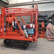 履带式750型注浆钻机/地铁加固注浆钻机
