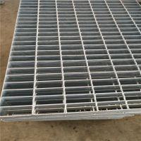 钢格板厂家哪家好,哪里有卖q235材质热镀锌钢格栅板的
