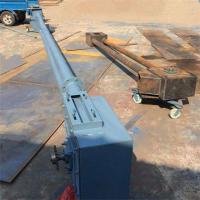 专业定制链板输送机规格防尘 炉渣提升机九江