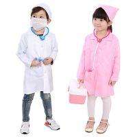 儿童小医生小护士扮演服装过家家医生玩具配件角色扮演道具