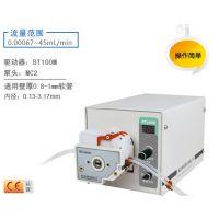 基本型蠕动泵BT100M