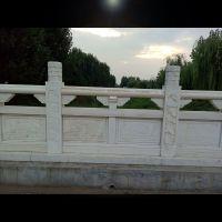 精品天然青石栏杆雕刻   园林景观石栏杆 价格优惠