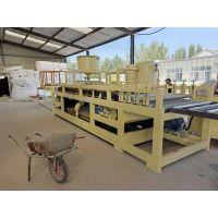 机械手上料无机渗透板设备防火材料硅质板添加剂
