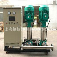 采购德国威乐MVI5208耗电少无负压供水设备增压泵