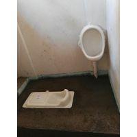 粪尿分集式厕所蹲便器 最新农村改厕方案吧 树脂便器