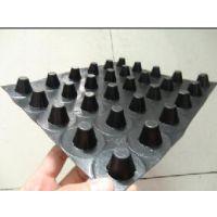 怀化塑料排水板供应YY20mm地下室防水板销售