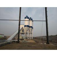 青岛辉特混凝土搅拌站HZS120可根据客户共工况定制集成化控制系统