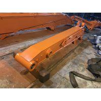 三一485H挖掘机液压振动锤-挖掘机加长臂