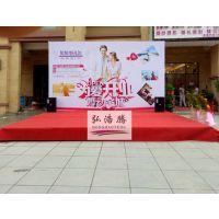 广州婚庆舞台布置,承接婚礼桁架搭建和舞台背景制作!