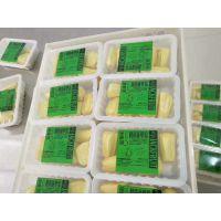 菠萝蜜封盒锁鲜气调包装机 水果充气体锁鲜包装机