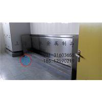 武汉不锈钢小便槽安装武汉不锈钢小便池厂家