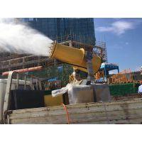 南昌百耀环保设备建筑工地除尘喷雾机