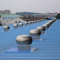 大棚夏季通风换气设备不锈钢屋顶换气球直径600 河北华强