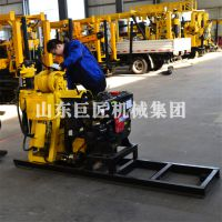华夏巨匠HZ-130Y液压水文地质水井钻机 回转式钻探机 打井成本低回本快