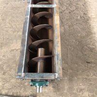 ls螺旋输送机新型 抚顺U型螺旋输送机型号生产厂家德州