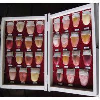 厂家正品 舌苔模型 舌模型 舌像模拟 舌像模型 30件/套 舌头诊断模具