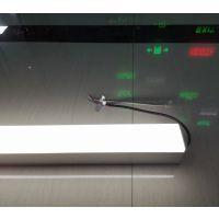 DF工厂智能应急三防灯线条灯20W40W60W,一灯二用应急照明3小时