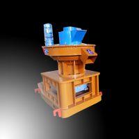 武汉420型生物颗粒时产量有多大 双组模具可换面用 生物质颗粒机