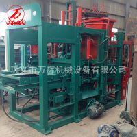 小型全自动液压免烧砖机 优质高效空心水泥砖机 建材生产加工机械